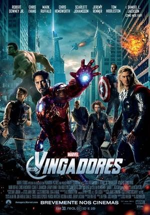 Imagem Os Vingadores (2012)