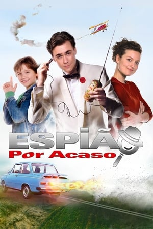 Poster Espião Por Acaso HD Online.