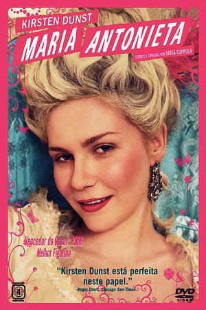 Poster Maria Antonieta HD Online.