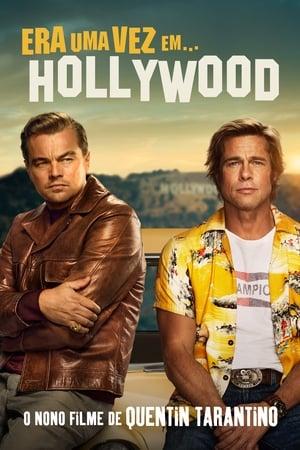 Poster Era Uma Vez em... Hollywood HD Online.