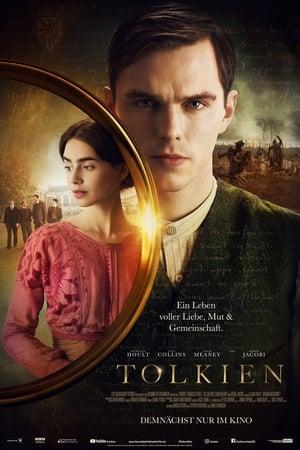 Poster Tolkien HD Online.