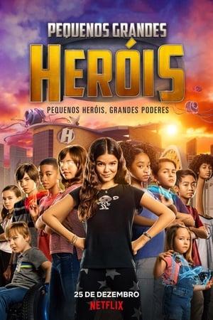 Imagem Pequenos Grandes Heróis (2020)