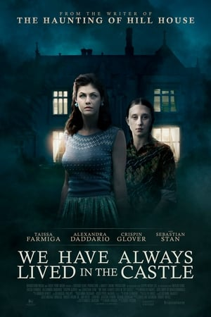 Poster We Have Always Lived in the Castle HD Online.