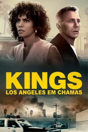 Poster Kings: Los Angeles em Chamas HD Online.