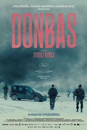 Poster Donbass HD Online.