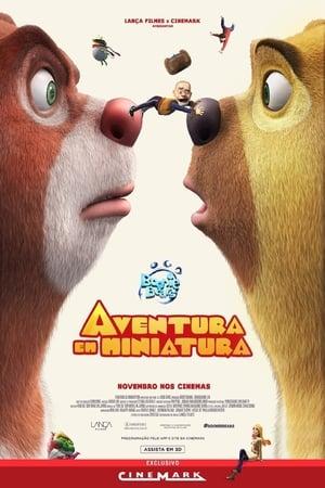 Poster Boonie Bears: Aventura em Miniatura HD Online.