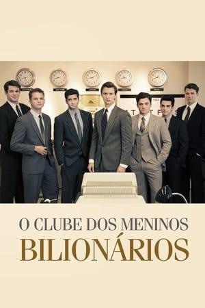 Poster O Clube dos Meninos Bilionários HD Online.