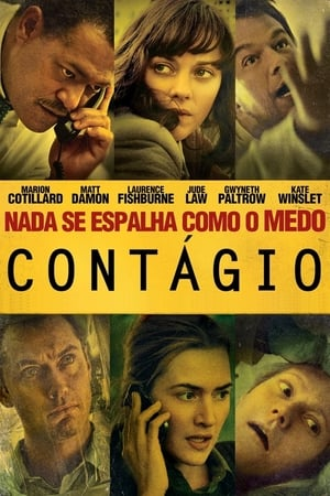 Poster Contágio HD Online.