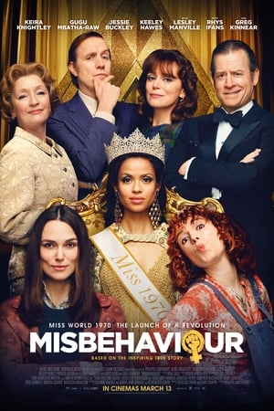 Poster Misbehavior HD Online.