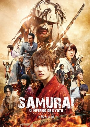 Imagem Samurai X: O Inferno de Kyoto (2014)