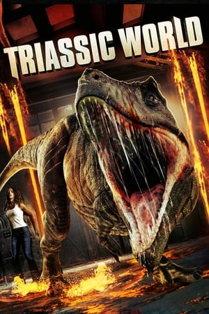 Poster Triassic World HD Online.