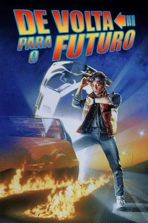 Poster De Volta para o Futuro HD Online.