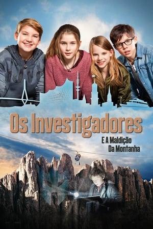 Poster Os Investigadores e a Maldição da Montanha HD Online.
