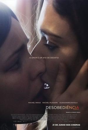 Poster Desobediência HD Online.