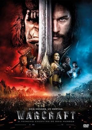 Poster Warcraft - O Primeiro Encontro de Dois Mundos HD Online.