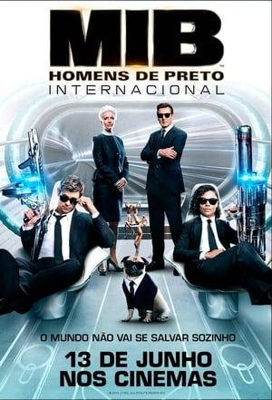 Poster MIB: Homens de Preto - Internacional HD Online.