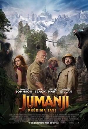 Poster Jumanji: Próxima Fase HD Online.