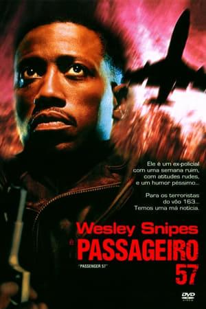 Poster Passageiro 57 HD Online.