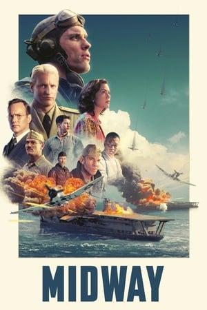 Poster Midway - Batalha em Alto Mar HD Online.