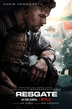 Poster Resgate HD Online.