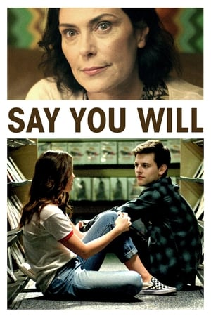 Say You Will [2017]