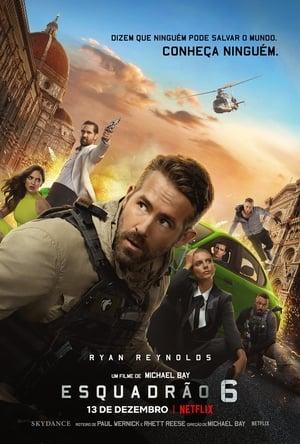 Poster Esquadrão 6 HD Online.