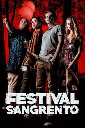 Poster Festival Sangrento HD Online.
