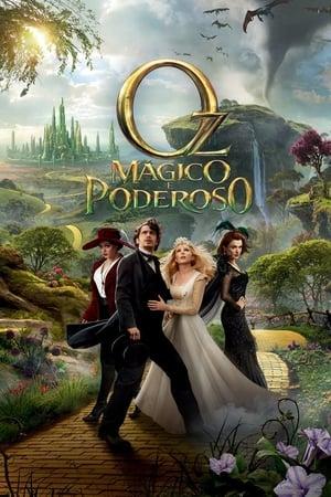Imagem Oz, Mágico e Poderoso (2013)