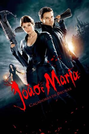 Poster João e Maria: Caçadores de Bruxas HD Online.