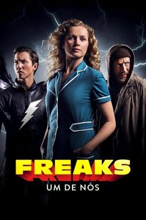 Poster Freaks: Um de Nós HD Online.
