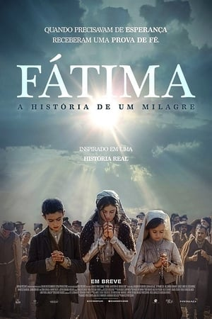 Poster Fátima - A História de um Milagre HD Online.
