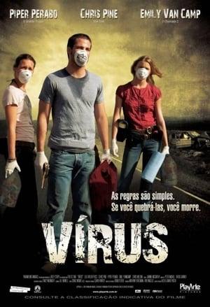 Poster Vírus HD Online.