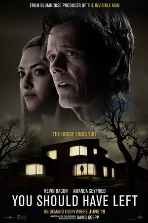 Poster You Should Have Left HD Online.