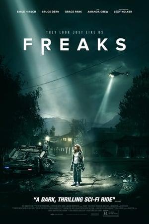 Poster Freaks HD Online.