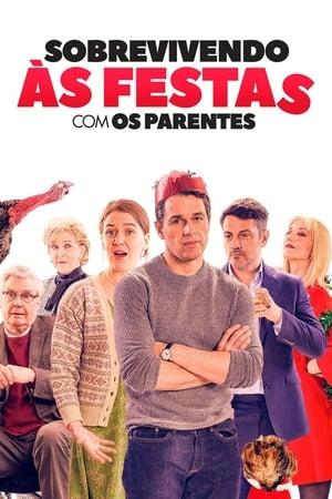 Poster Sobrevivendo às Festas com os Parentes HD Online.