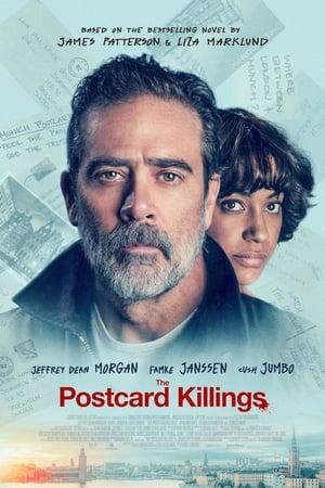 Poster The Postcard Killings HD Online.
