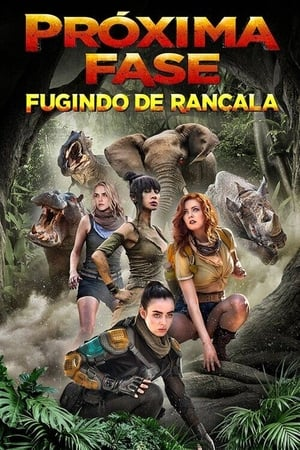Poster Próxima Fase: Fugindo de Rancala HD Online.