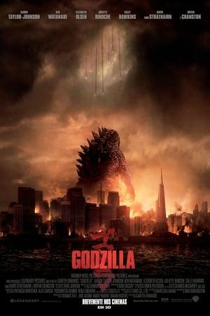 Imagem Godzilla (2014)