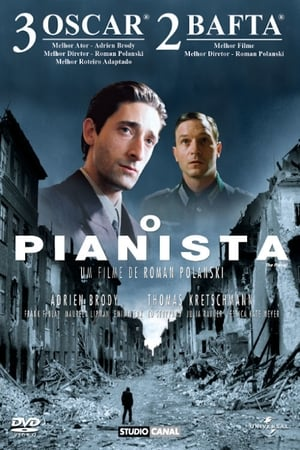 Poster O Pianista HD Online.