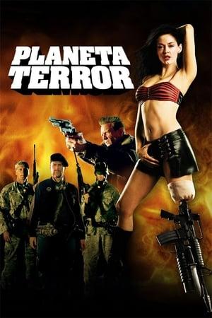 Poster Planeta Terror HD Online.