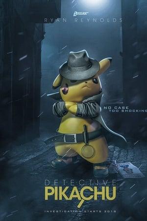 Detective Pikachu 2019 The Movie Database Tmdb