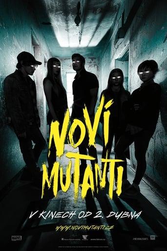 Noví mutanti (2020)
