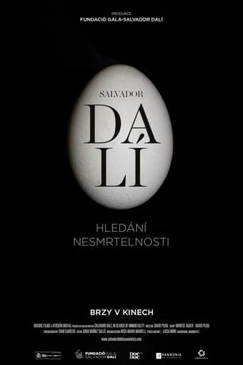 Salvator Dalí: Hledání nesmrtelnosti (2018)