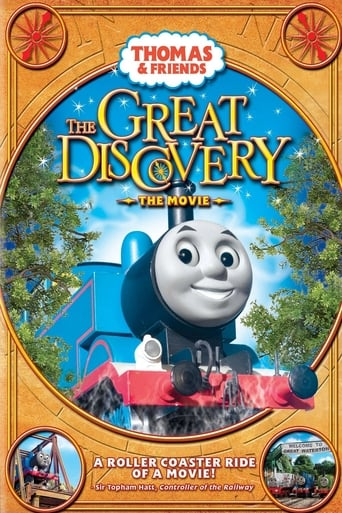 Watch Thomas & Friends: The Great Discovery: The Movie Online