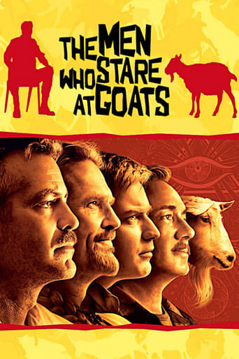 Watch The Men Who Stare at Goats Online