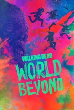 poster The Walking Dead: World Beyond 1ª Temporada Completa Torrent
