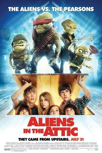 Watch Aliens in the Attic Online