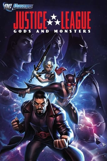 Watch Justice League: Gods and Monsters Online