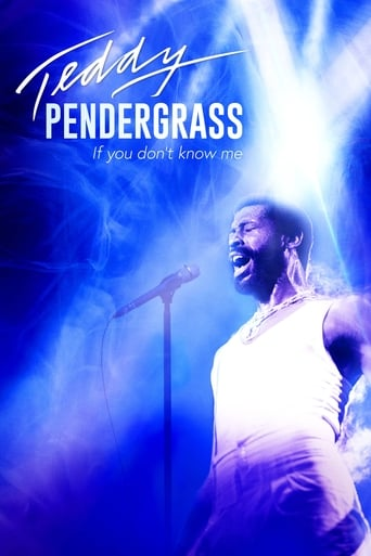 Watch Teddy Pendergrass: If You Don't Know Me Online