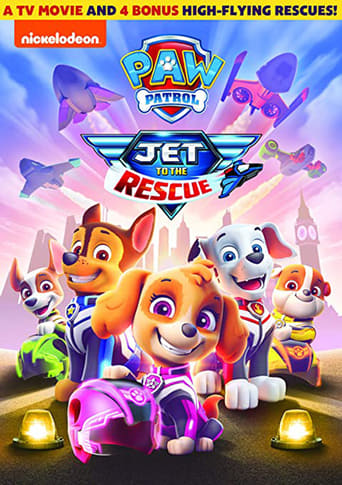 Watch PAW Patrol: Jet to the Rescue Online